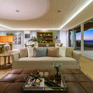 Living room with Views; Topaz - Camps Bay
