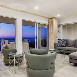 Formal lounge; MEDBURN ALPHA - Camps Bay