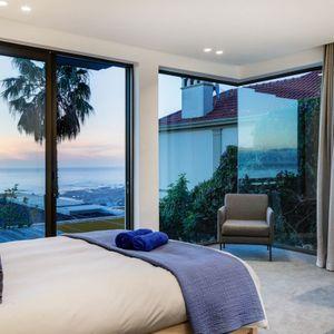 Third bedroom; SKYLINE VILLA - Camps Bay