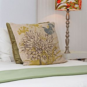 Scatter Cushion; ALABASTA - Camps Bay