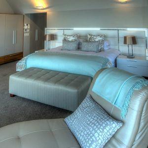 Master bedroom; AEGEA - Bantry Bay