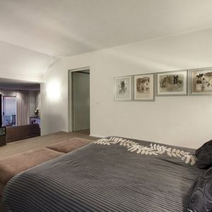 Main bedroom side view