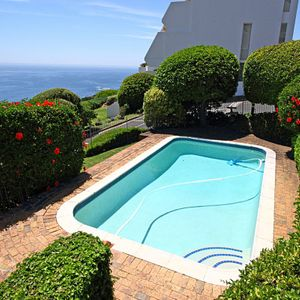 Communal pool; OCEAN JAZZ -Camps Bay