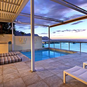 Pool & Sea views; CLIFTON HORIZONS - Clifton