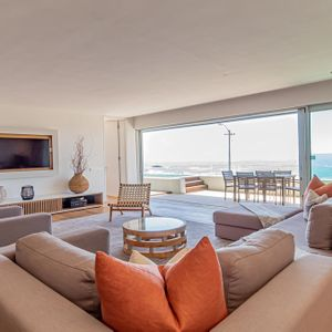 Lounge with Views; 100 Geneva - Camps Bay