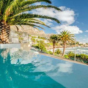 Pool View; CAMPS BAY TERRACE -  Camps Bay