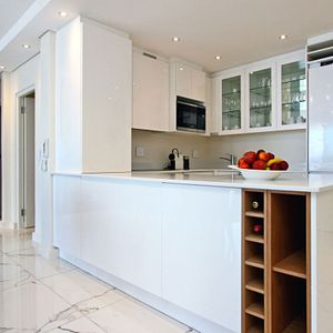 Kitchen; FAIRMONT 303 - Sea Point