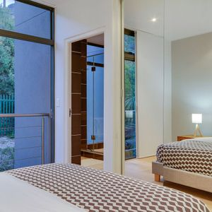 Fourth Bedroom; MARBLEWOOD - Camps Bay