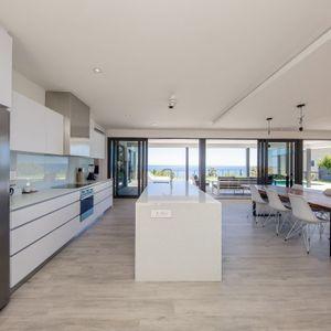 Kitchen; VILLA VIEWS - Camps Bay