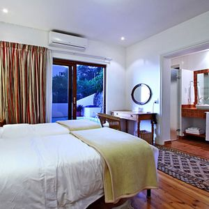 Second bedroom; TERRACE LODGE - Camps Bay