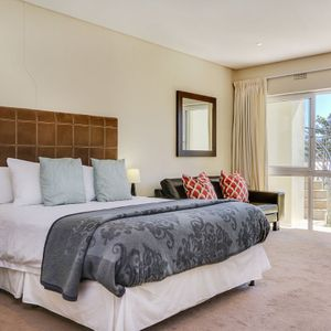 Third bedroom; 100 ON GENEVA - Camps Bay