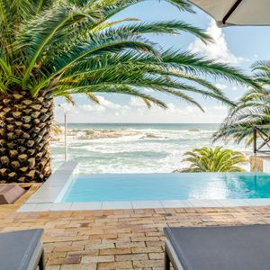 Sun Lounger with View; CAMPS BAY TERRACE -  Camps Bay