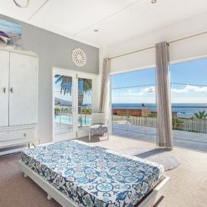 Views; BLUE SHORE VILLA - Camps Bay