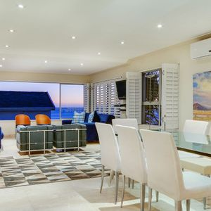 Open Plan Living Area; 5 SUMMER PLACE - Camps Bay
