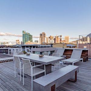 Private Rooftop Dining; 53 Napier - De Waterkant