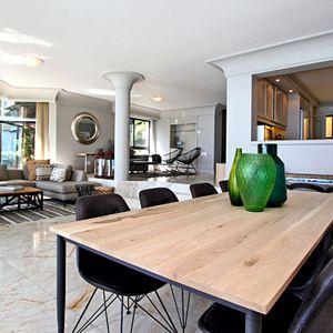 Dining & Living area; CLIFTON HORIZONS - Clifton