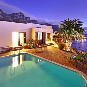 Pool; TERRACE LODGE - Camps Bay