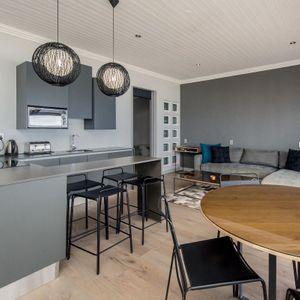 Living area; SEASONS B - Camps Bay