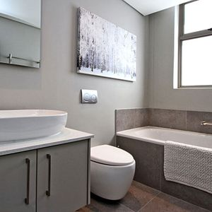 Bathroom; FAIRMONT 201 - Sea Point