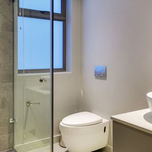 Third Bathroom; 204 FAIRMONT - Sea Point
