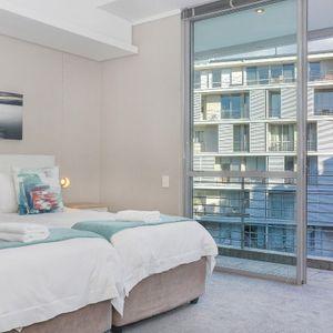 Second Bedroom; 317 HARBOUR BRIDGE - Foreshore