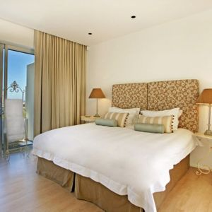 Second bedroom; SILVER LINING - Camps Bay