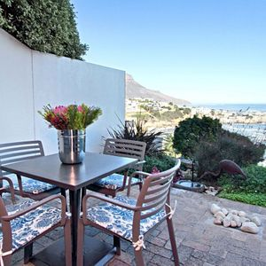 Outdoor Dining; TERRACE SUITE - Camps Bay