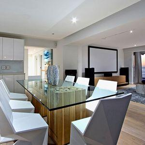 Open Plan Living Area; Hougthon Penthouse - Bakoven