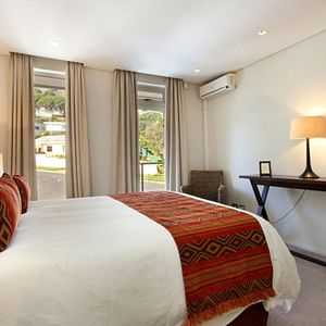 Second bedroom; VILLA  BLUE -  Camps Bay