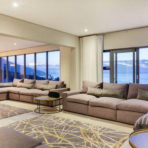 Lounge Views; Apostle's Edge - Camps Bay