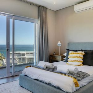 Third bedroom; ROMAN VILLA - Camps Bay