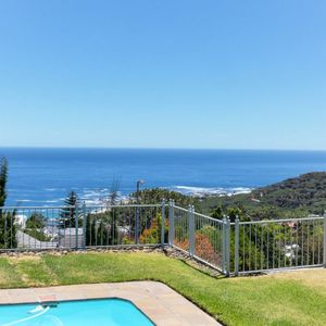 Garden & Views; OVERGLEN - Camps Bay