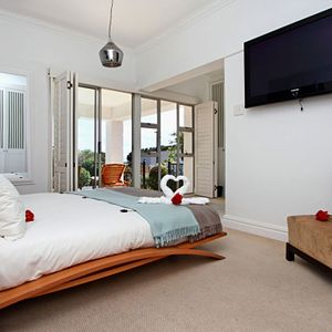 Master Bedroom TV; ALABASTA - Camps Bay