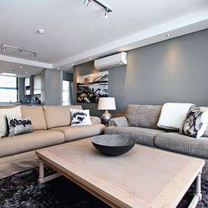 Living area; FAIRMONT 201 - Sea Point
