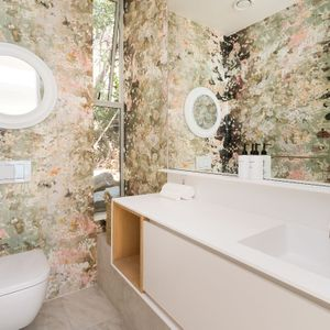Guest loo; Topaz - Camps Bay