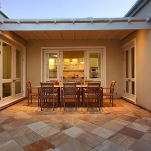 Outdoor Courtyard; SELBOURNE - Sea Point