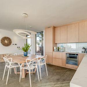 Kitchen; WATERWAY - Camps Bay