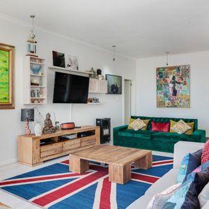 Living area; VILLA 13 - Camps Bay