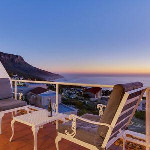 Balcony & Views; Águila Views - Camps Bay