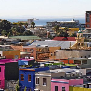 Views over Bo Kaap; CITY VIEW LOFT - CBD