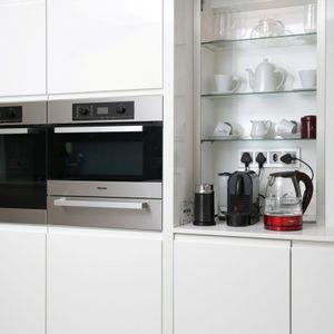 Kitchen & Coffee machine; 3 BAY BEACH - Camps Bay