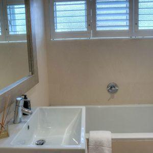 Bathroom to third bedroom; PRIDE VILLA - Bakoven