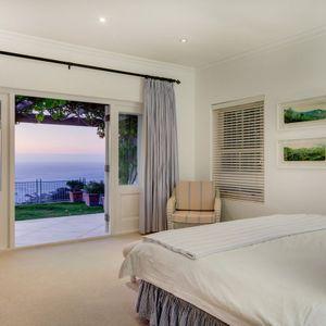 Master bedroom; OVERGLEN - Camps Bay