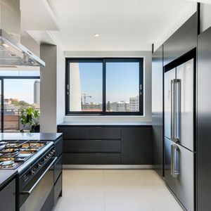 Kitchen; PENTHOUSE ON POINT - Green Point