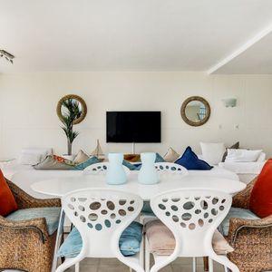 Dining room; CLIFTON VIEWS - Clifton