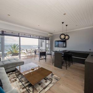 Open plan living; SEASONS B - Camps Bay