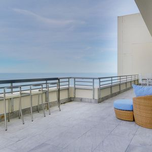 Balcony; CLIFTON PENTHOUSE - Clifton