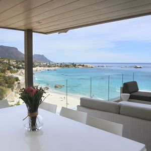 Balcony &  Sea view; MELODY - Clifton