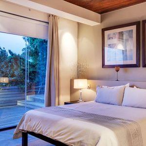 Master bedroom; OCEAN VIEW TREASURE-Sea Point