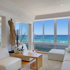 Living area & view; CLIFTON BELLE - Clifton